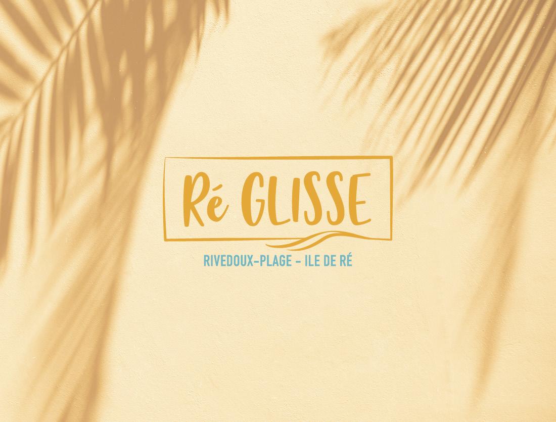 Logo Ré Glisse / Conception Instant Urbain